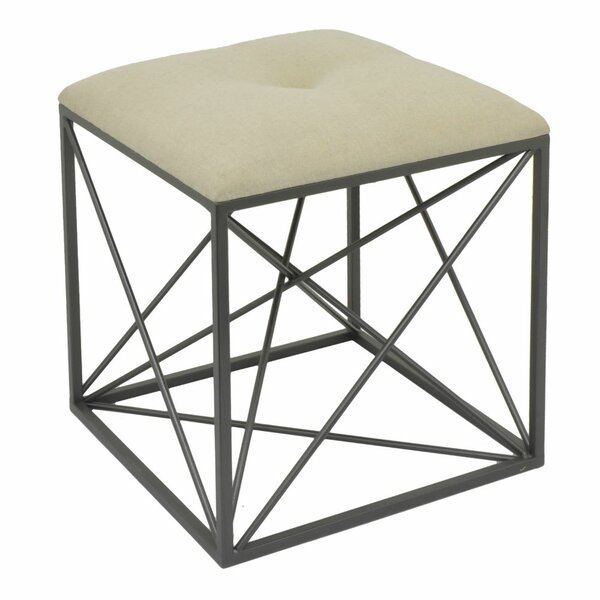 Everhart Accent Stool by Ivy Bronx