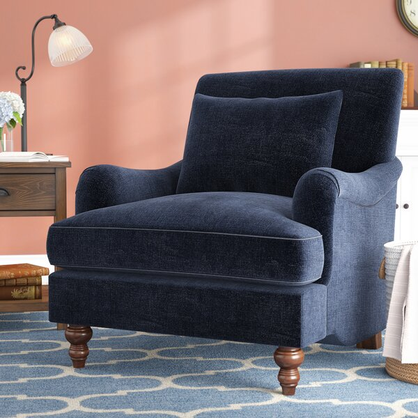 Armchair By Feminine French Country