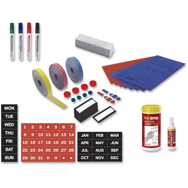 Pro Dry-Erase Accessory Kit by Mastervision