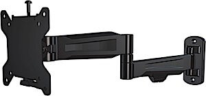 Articulating Wall Mount for 10 - 30 Flat Panel Screens by Crimson AV