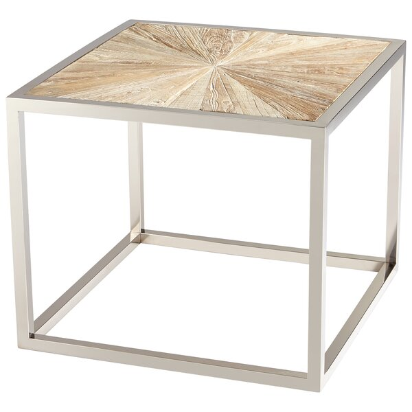 Aspen End Table by Cyan Design