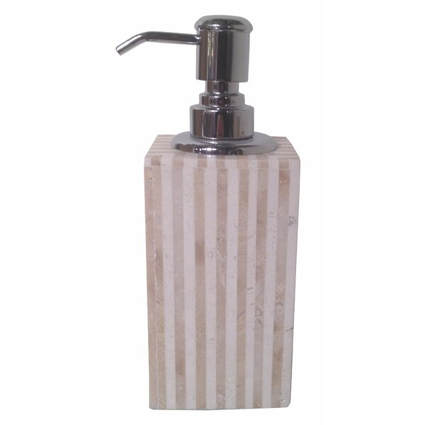Cabana Soap & Lotion Dispenser by Oggetti