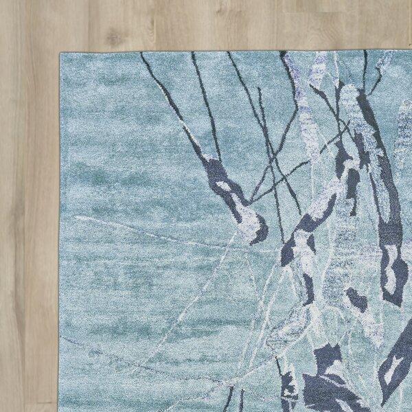 Griffin Hand-Tufted Horizon Area Rug by Brayden Studio
