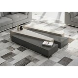 Lataif Solid Wood Block Coffee Table by Brayden Studio®