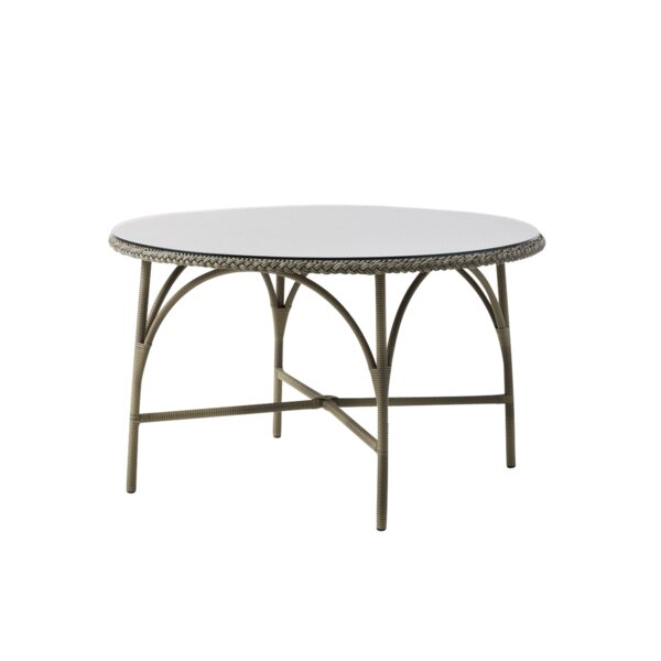 Victoria Glass Dining Table by Sika Design