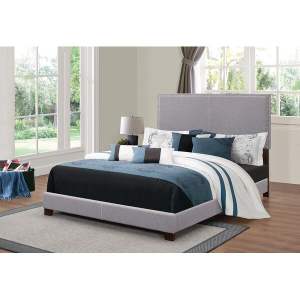 Kachinsky Upholstered Standard Bed by Winston Porter