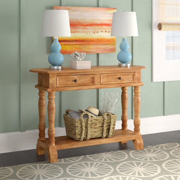 Review Minneola Console Table