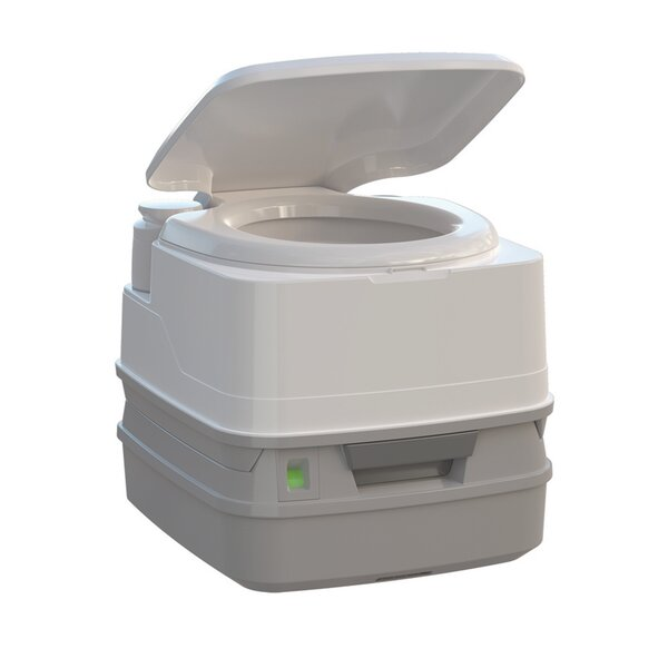 Marine Porta Potti 260P Portable Round One-Piece Toilet by Thetford