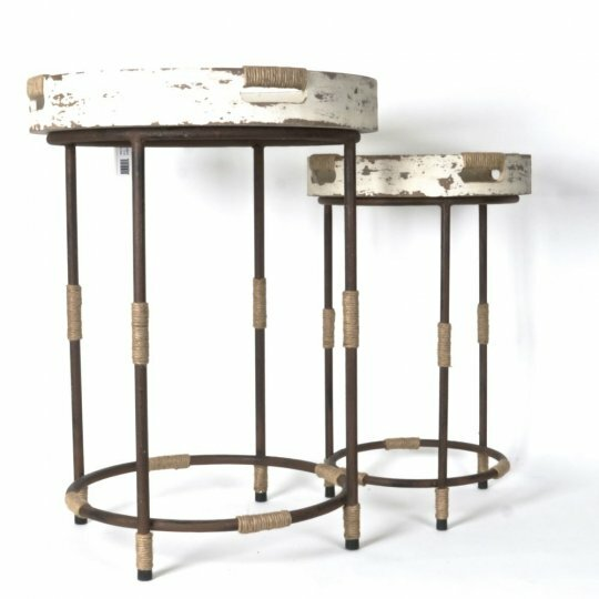 Dornley 2 Piece End Table Set by 17 Stories
