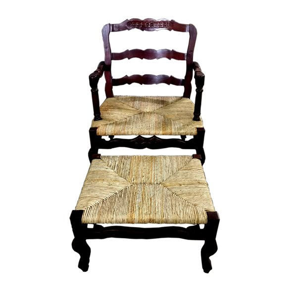French Lounge Chair by D-Art Collection