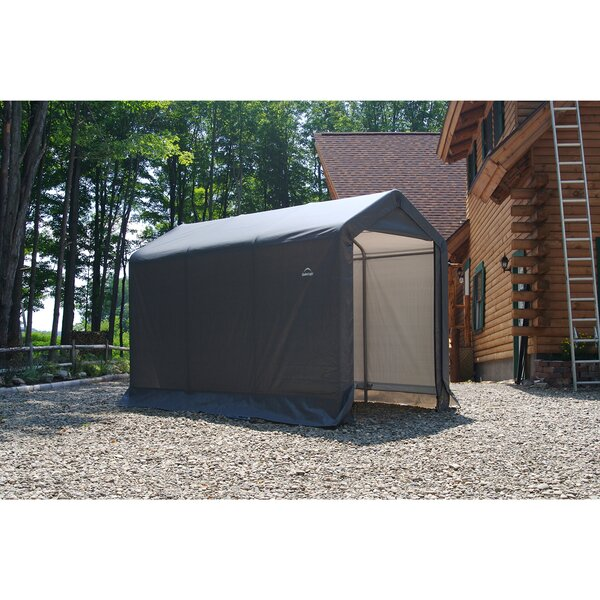 6 Ft. x 10 Ft. Steel Pop-Up Canopy by ShelterLogic