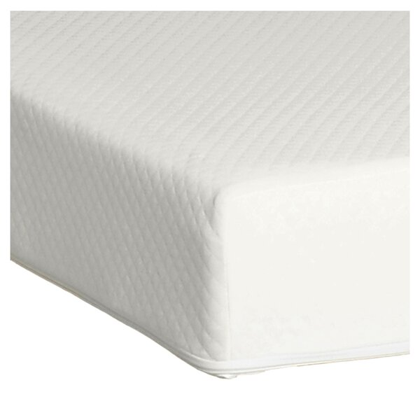 @ 8 Medium Memory Foam Mattress by Pure Rest| #$0.00!