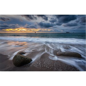 'The Song of Water' Photographic Print on Wrapped Canvas by Trademark Fine Art