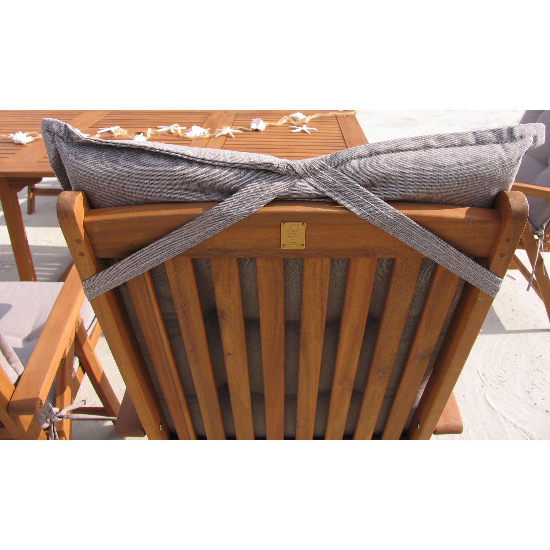 grasekamp 6 sitzer essgruppe cuba mit polster. Black Bedroom Furniture Sets. Home Design Ideas