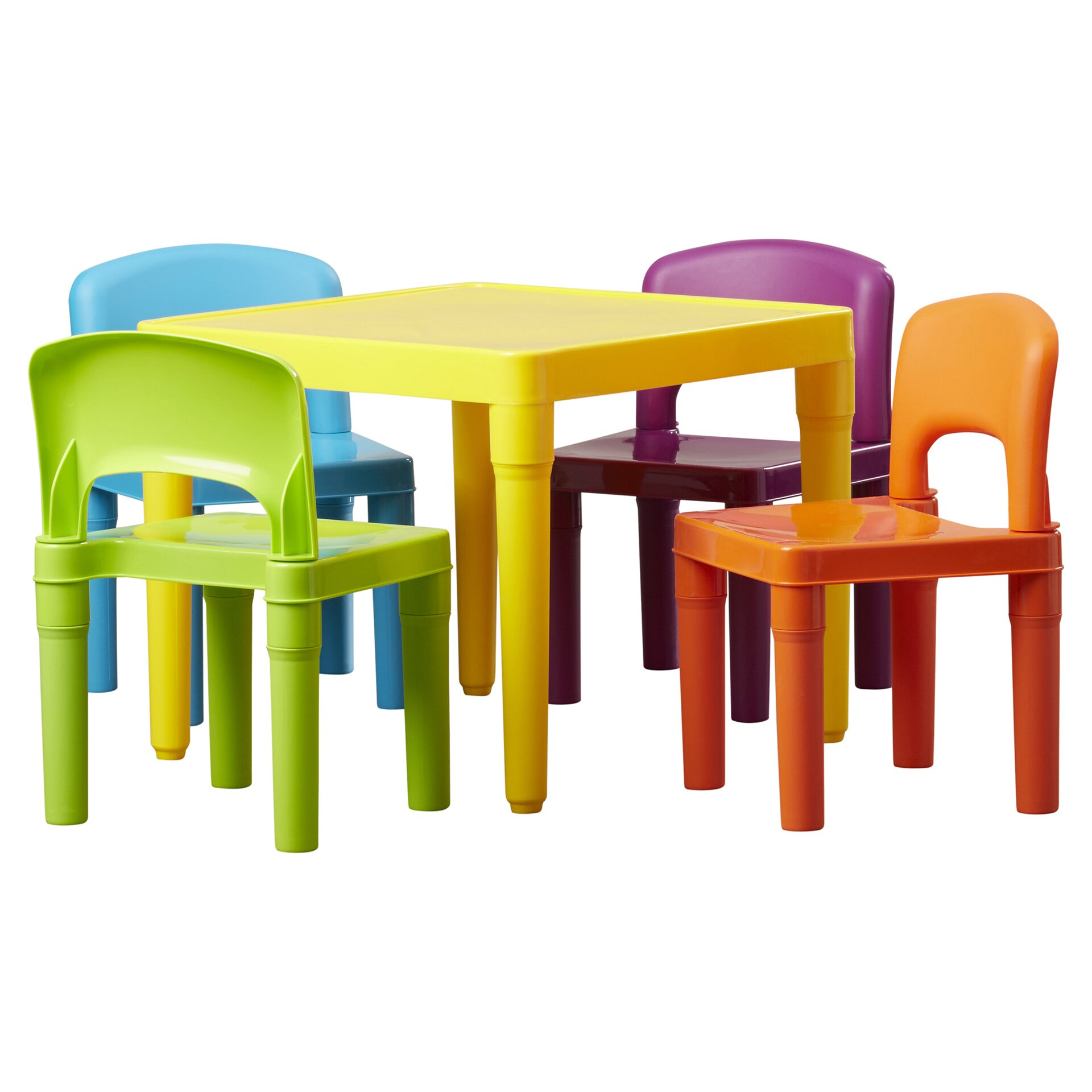 Kids Plastic Table ...