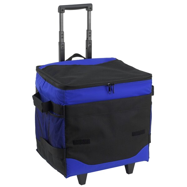 60 Can Collapsible Rolling Cooler by Picnic at Asc