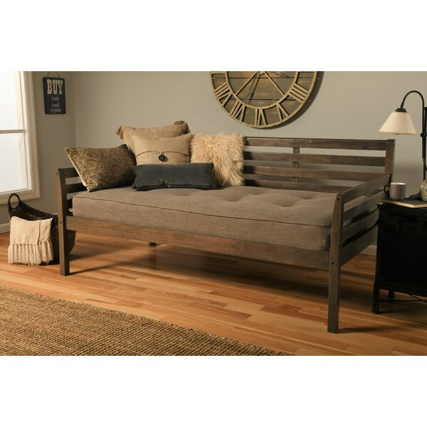 Haney Twin Daybed With Mattress By Alwyn Home