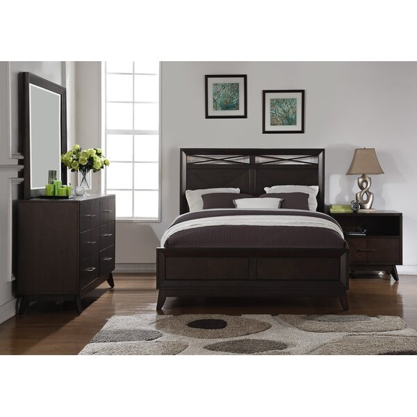 Metropole Platform 4 Piece Bedroom Set by Craft + Main