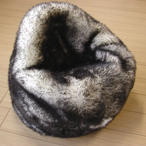 Luxury Bean Bag Chair by Bowron Sheepskin Rugs