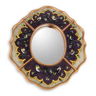 Bloomsbury Market Marlon Peru Chorus Accent Mirror