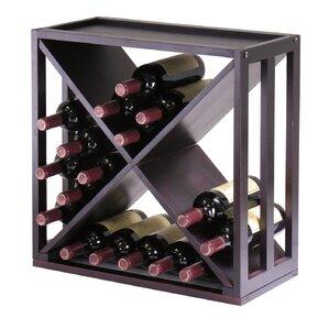 Thorndike 24 Bottle Tabletop Wine Rack by Red Barrel Studio