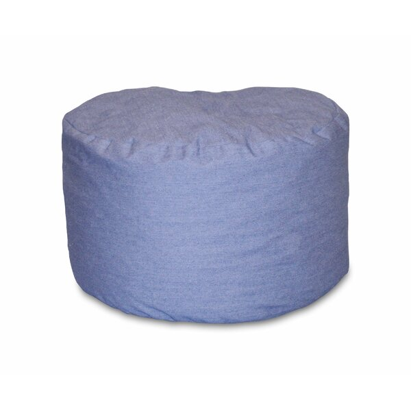 Standard 100% Cotton Classic Bean Bag By Zoomie Kids