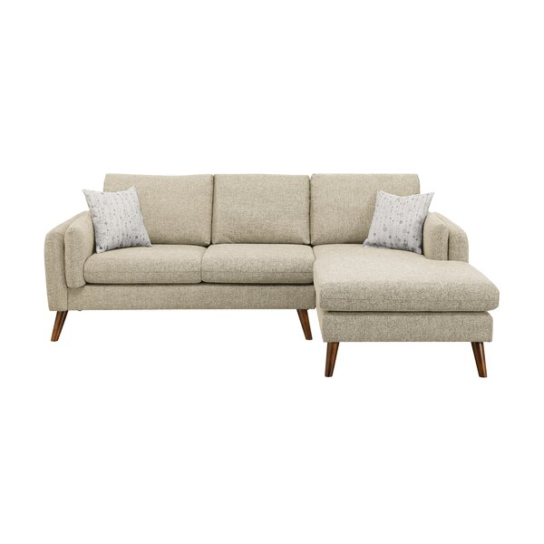 Reiner Right Hand Facing Sectional By Corrigan Studio