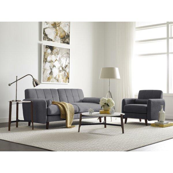 Savanna Configurable Living Room Set by Serta at Home