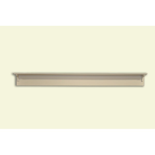Oak Shelf Barndoor Mounting Board by Olde Lexington Products