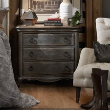 Arabella 3 Drawer Bachelor's Chest by Hooker Furniture