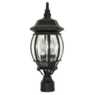 Save  sc 1 st  Wayfair & Lamp Post Lights Youu0027ll Love | Wayfair