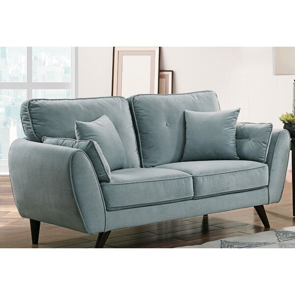 Pamila Loveseat by Latitude Run