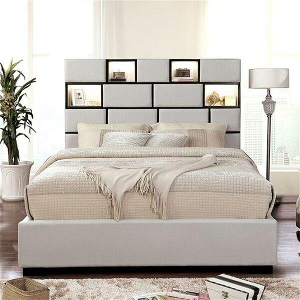 Tertius Upholstered Platform Bed by Orren Ellis