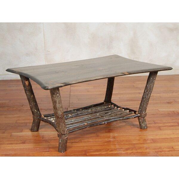 Quadra Coffee Table by Flat Rock Furniture
