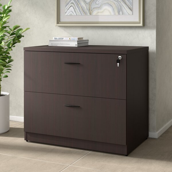 Belle 2-Drawer Lateral Filing Cabinet
