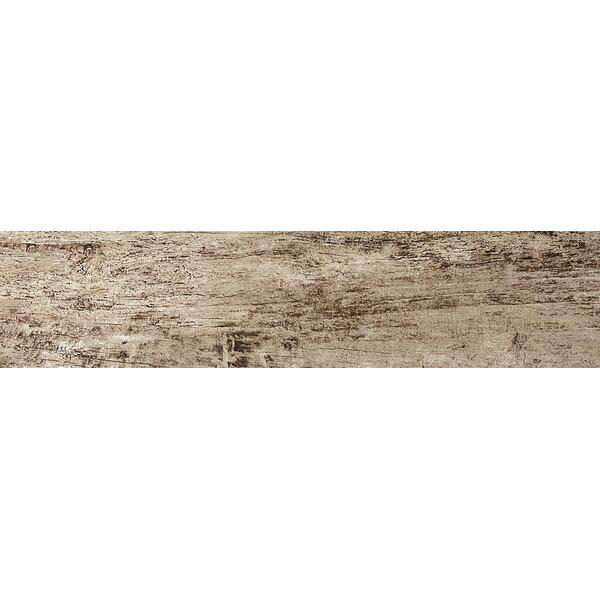 Zephyr 8 x 35 Ceramic Wood Look/Field Tile in Gale Matte by Emser Tile