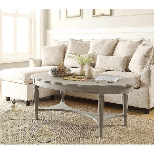 Tristian Coffee Table by Ophelia & Co. Ophelia & Co.
