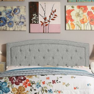 Fredon Upholstered Panel Headboard