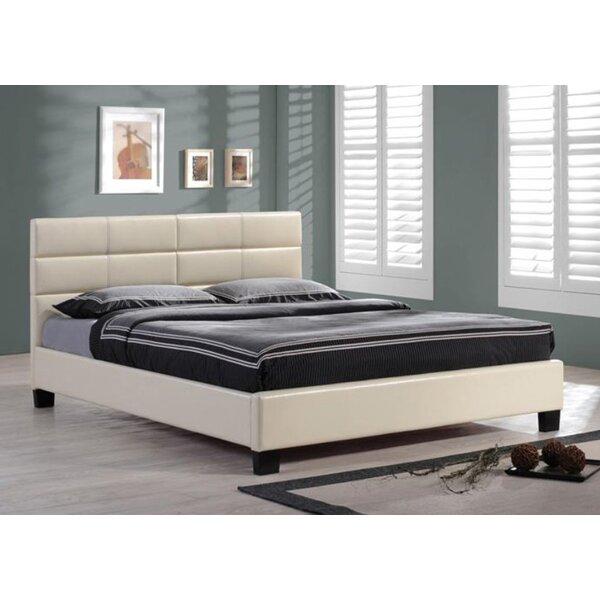 Dowlin Upholstered Platform Bed by Ebern Designs