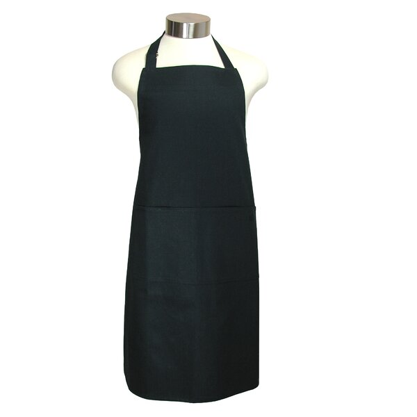 35 Full Apron in Onyx by Symple Stuff