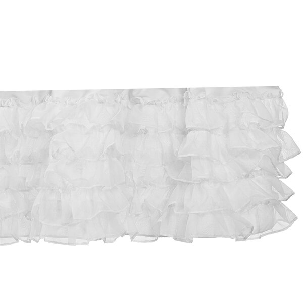 Layered Crib Skirt by Baby Doll Bedding