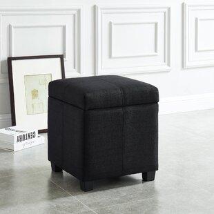 Find a Shemar Storage Cube Ottoman ByEbern Designs