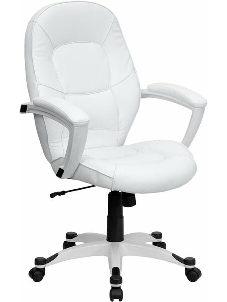 Mccrary Mid-Back Ergonomic Office Chair by Latitude Run