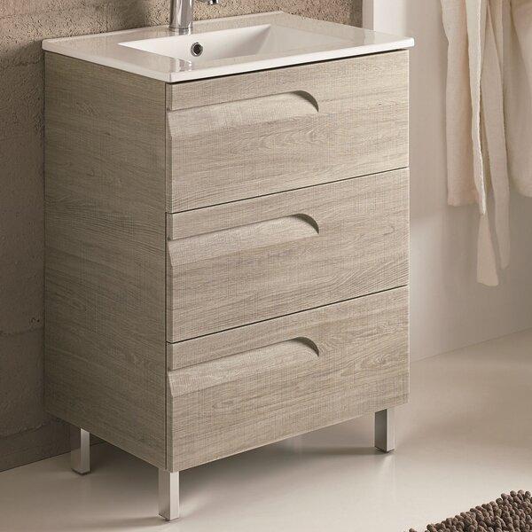 Oberlin 24 Single Bathroom Vanity Set by Brayden Studio