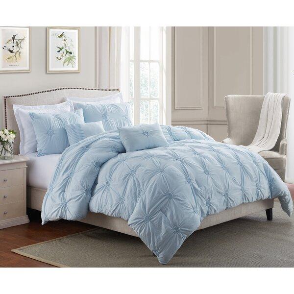 Light Blue Comforter Set Wayfair