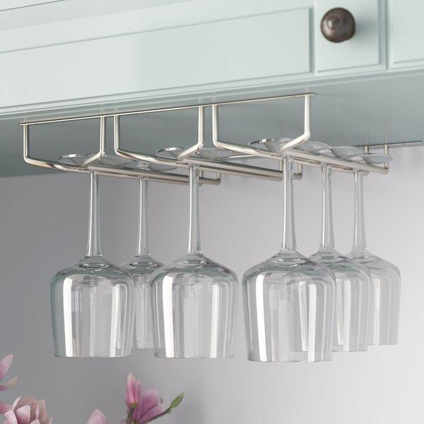 Hanging Wine Glass Rack by Mind Reader