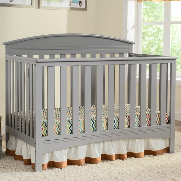 Abby 4-in-1 Convertible Crib by Delta Children