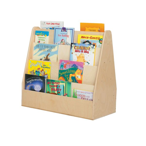 Clarendon 8 Compartment Book Display by Symple Stuff