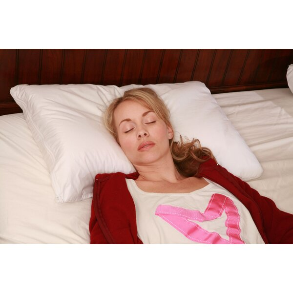 Allergy Relief Pillow Covers by Deluxe Comfort