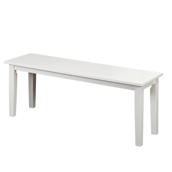 Castellon Bench by Charlton Home